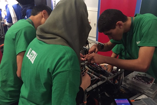 How a Robotics Competition Could Transform Algeria – And the World