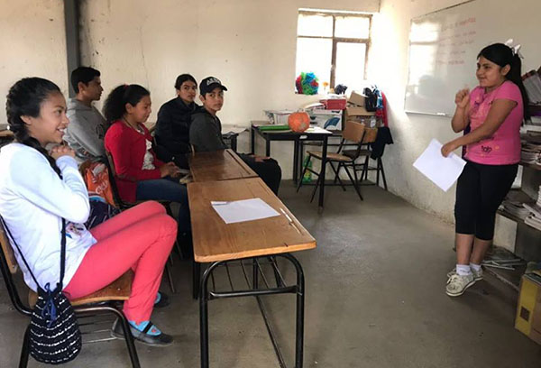 How a Group of Mexican Teens Reduced Their Community's School Drop-Out Rate