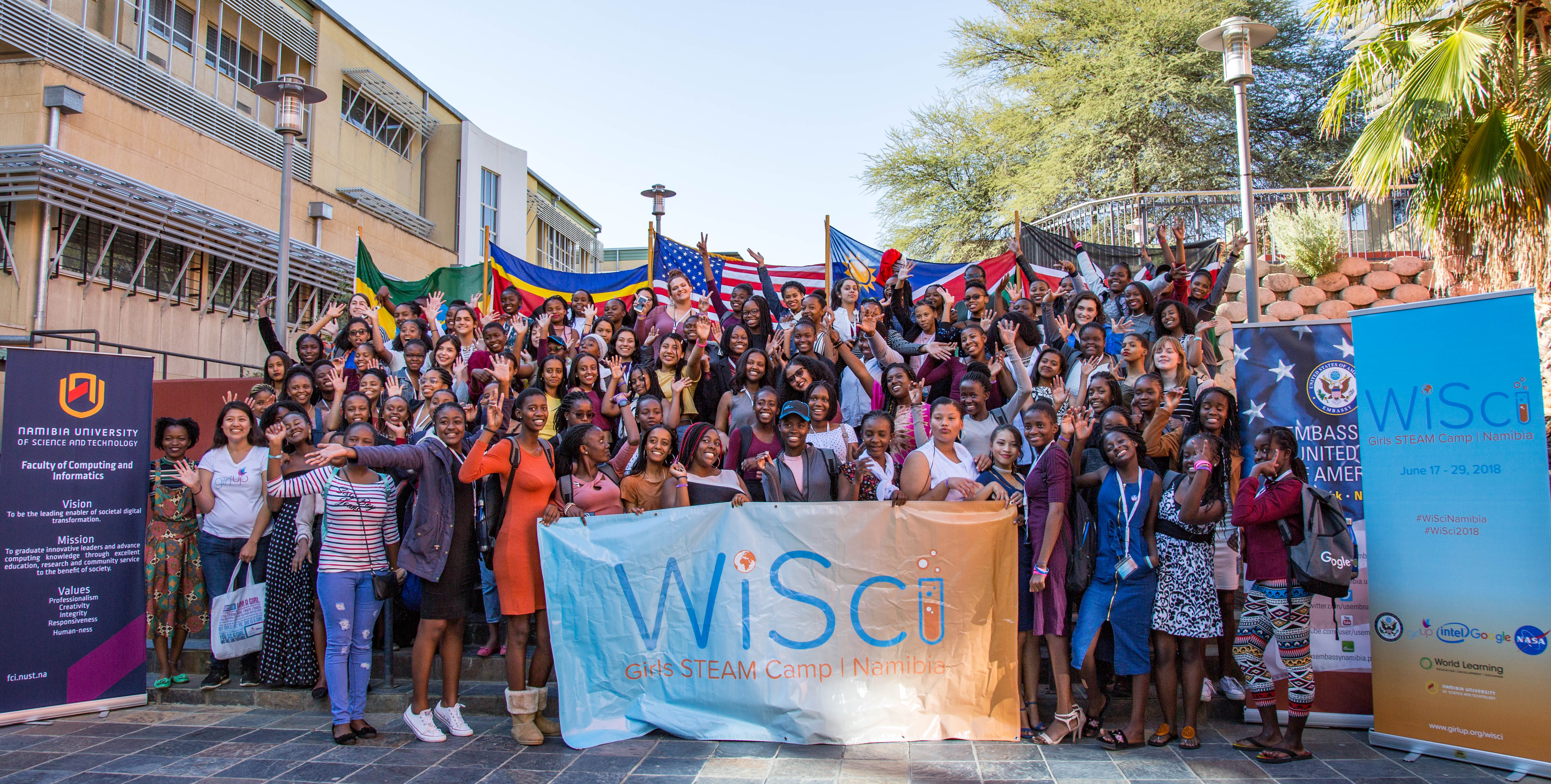 5 Amazing Innovations From the WiSci STEAM Camp