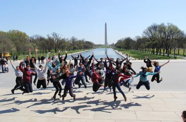 Through foreign student exchange or virtual exchange programs, the Youth Ambassadors Program brings together high school students and adult mentors to develop leadership skills and prepare youth to make a difference in their communities. The Youth Ambassadors Program is sponsored by the U.S. Department of State.