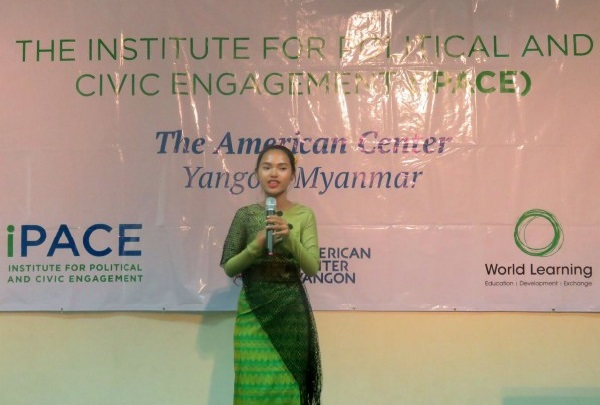 Changing Perspectives in Myanmar