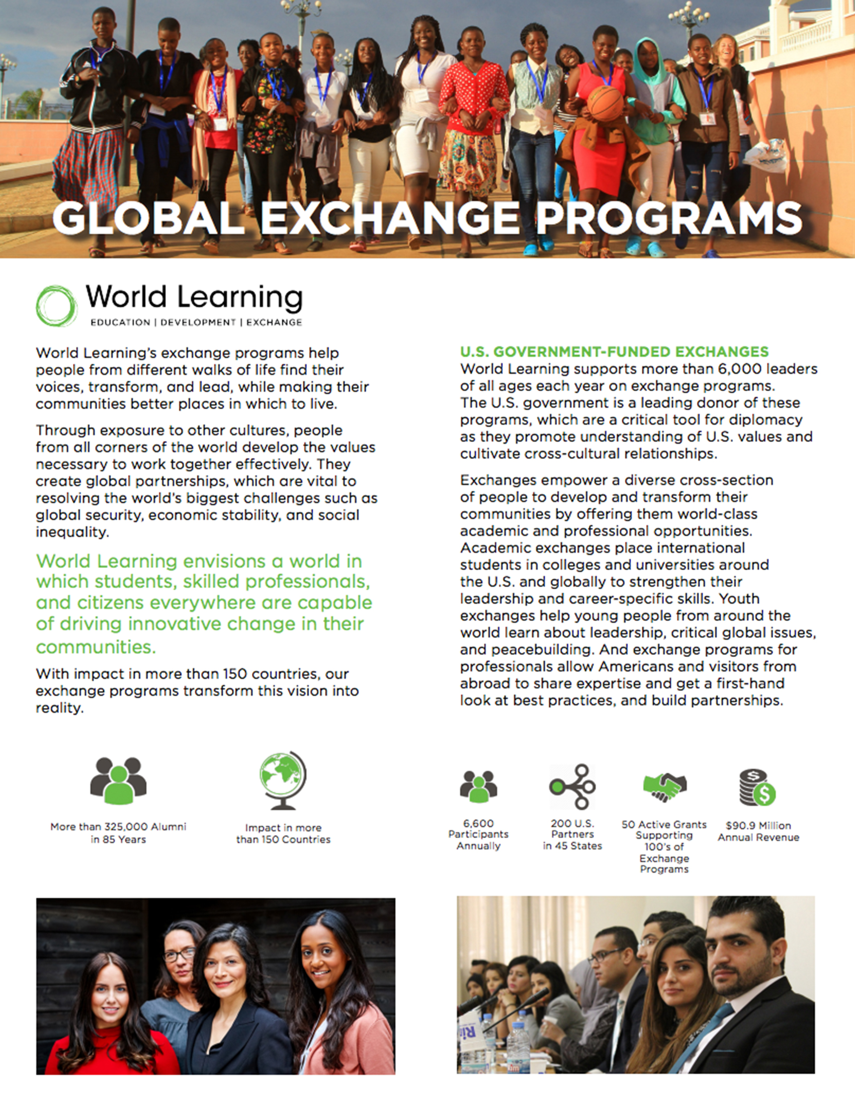 Global Exchange Program