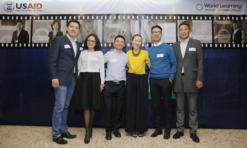 Meet Mongolia's Changemakers