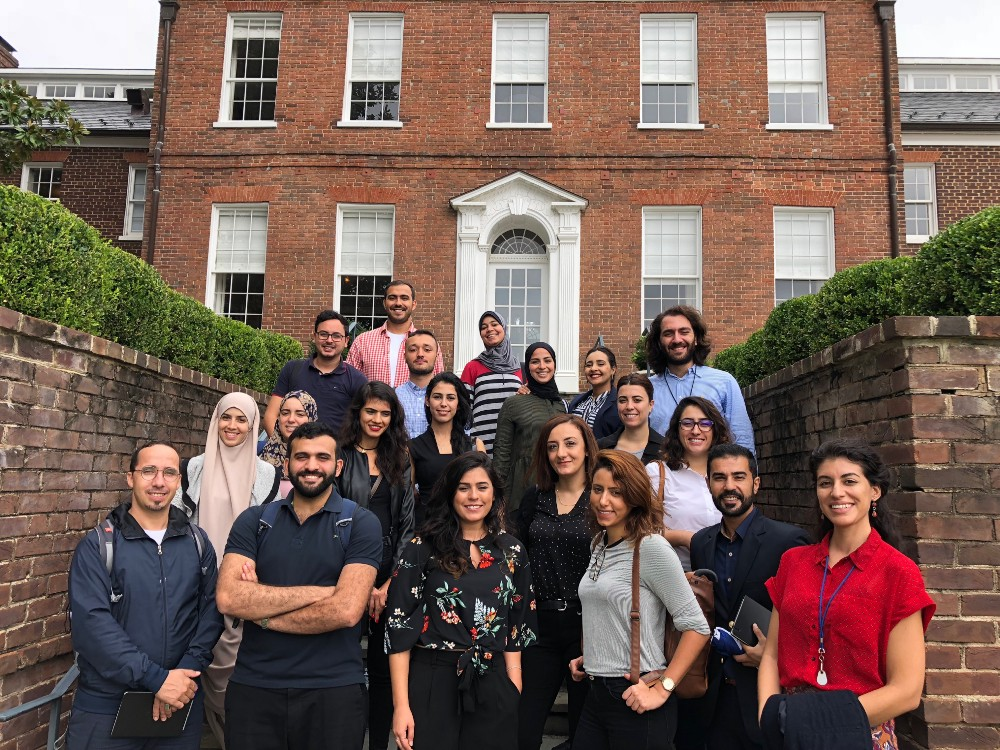 42 Young Professionals Join World Learning's Leaders for Democracy Fellowship