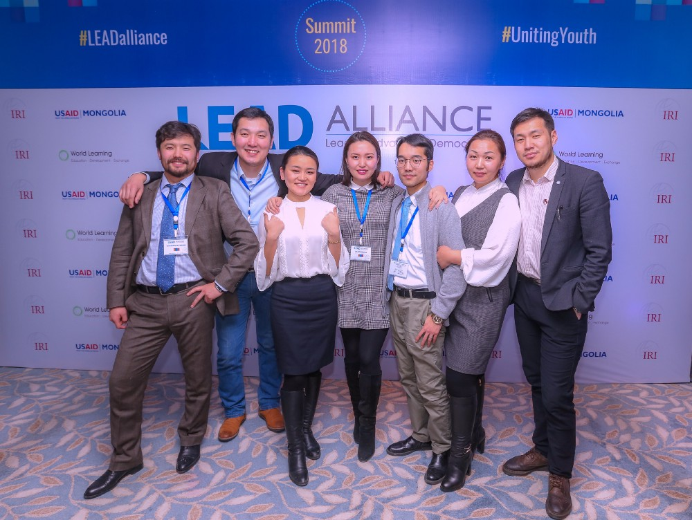 Across Asia, Young Changemakers look to Mongolia to Lead