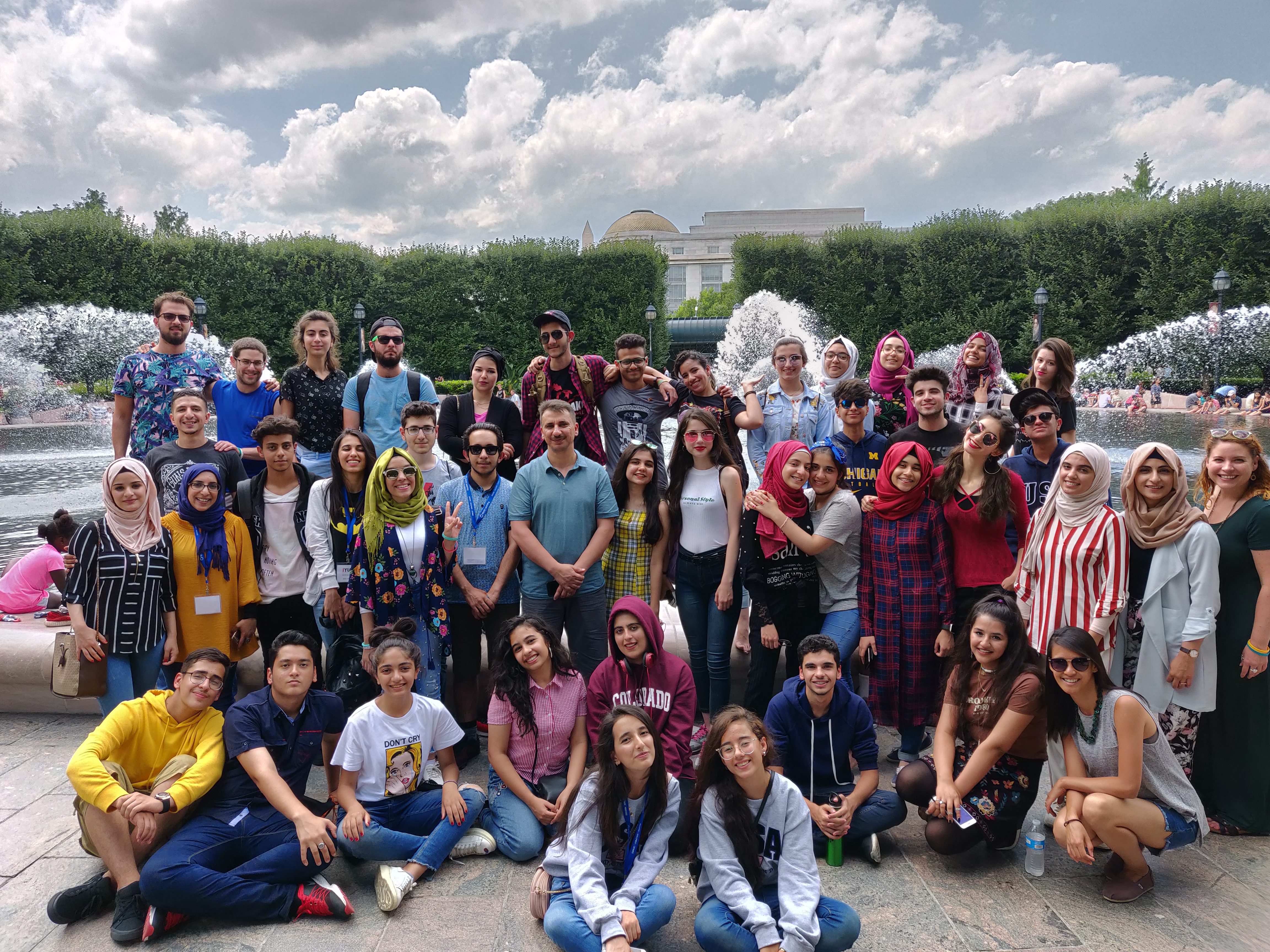 World Learning Awards Funding to Seven Alumni Projects in Iraq