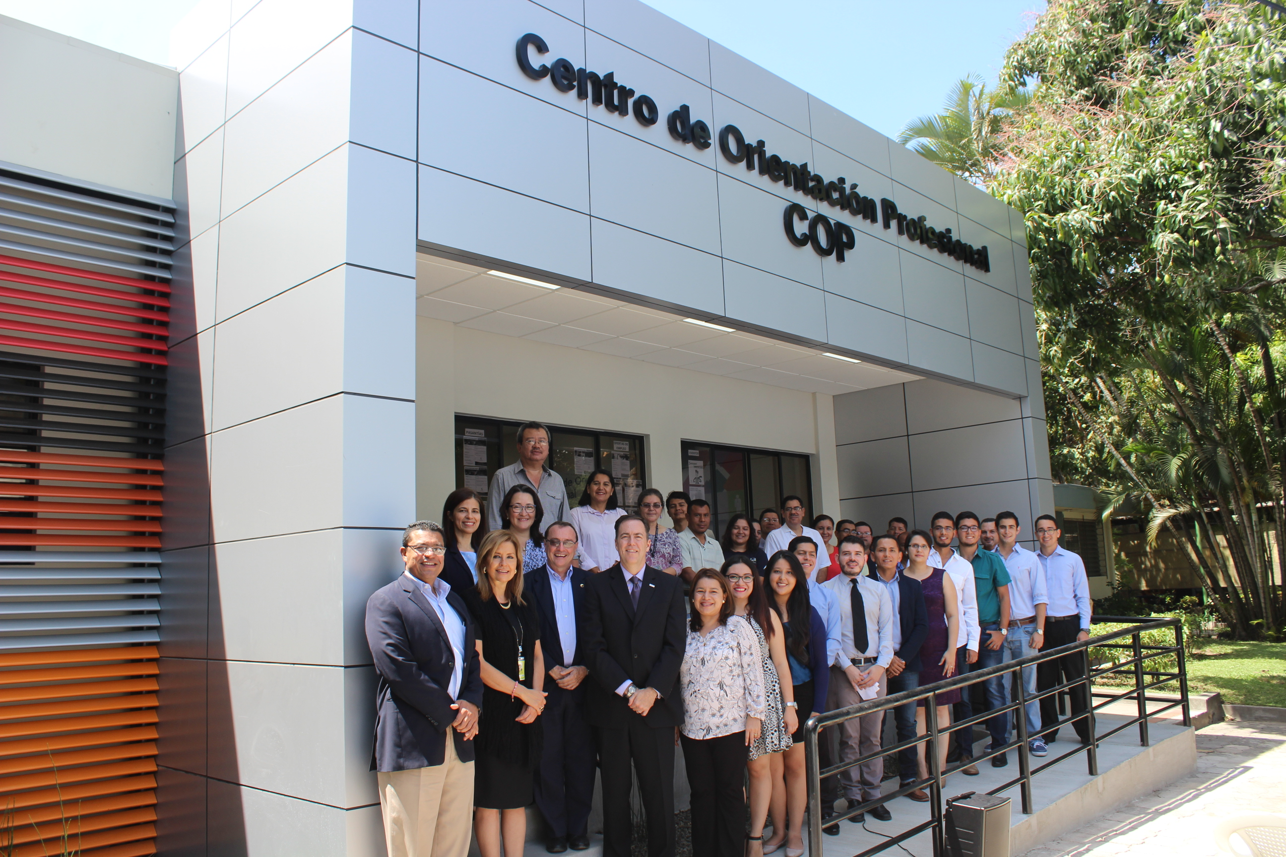 How Career Centers Have Created New Possibilities in El Salvador