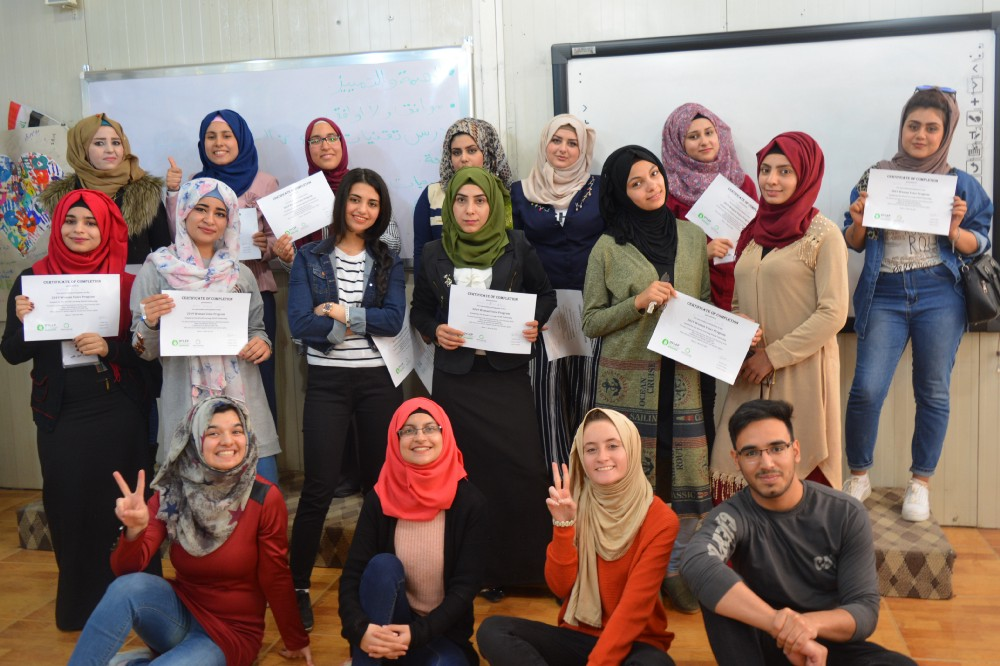 In Iraq, This High School Student is Empowering Women to Speak Out Against Sexism
