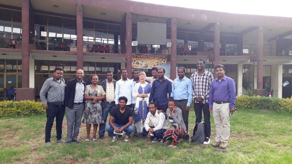 In Ethiopia, a Fulbright Specialist Helps Math Educators Keep Students Engaged