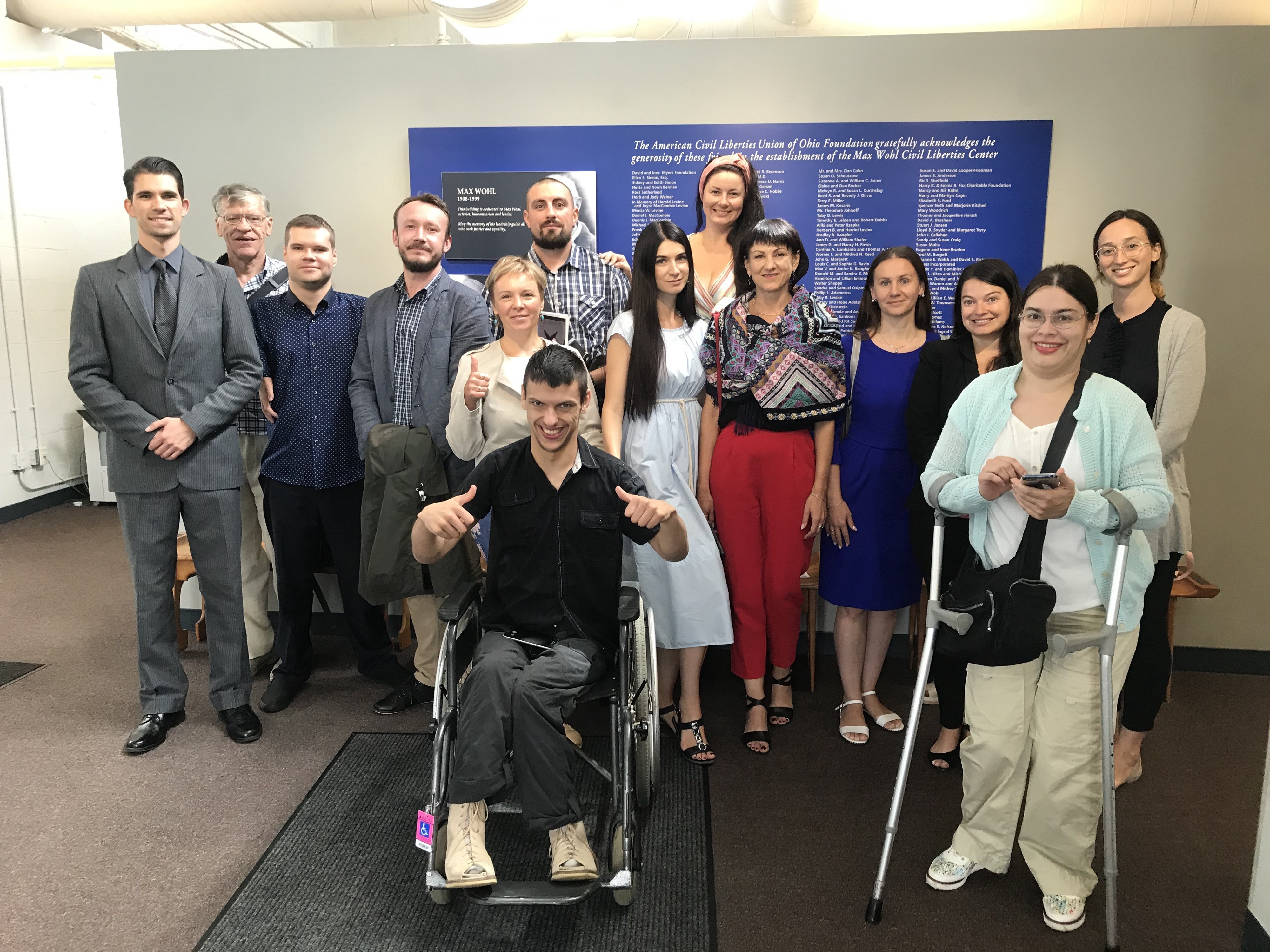 In Belarus, Disability Rights Advocates Demonstrate the Power of International Exchange