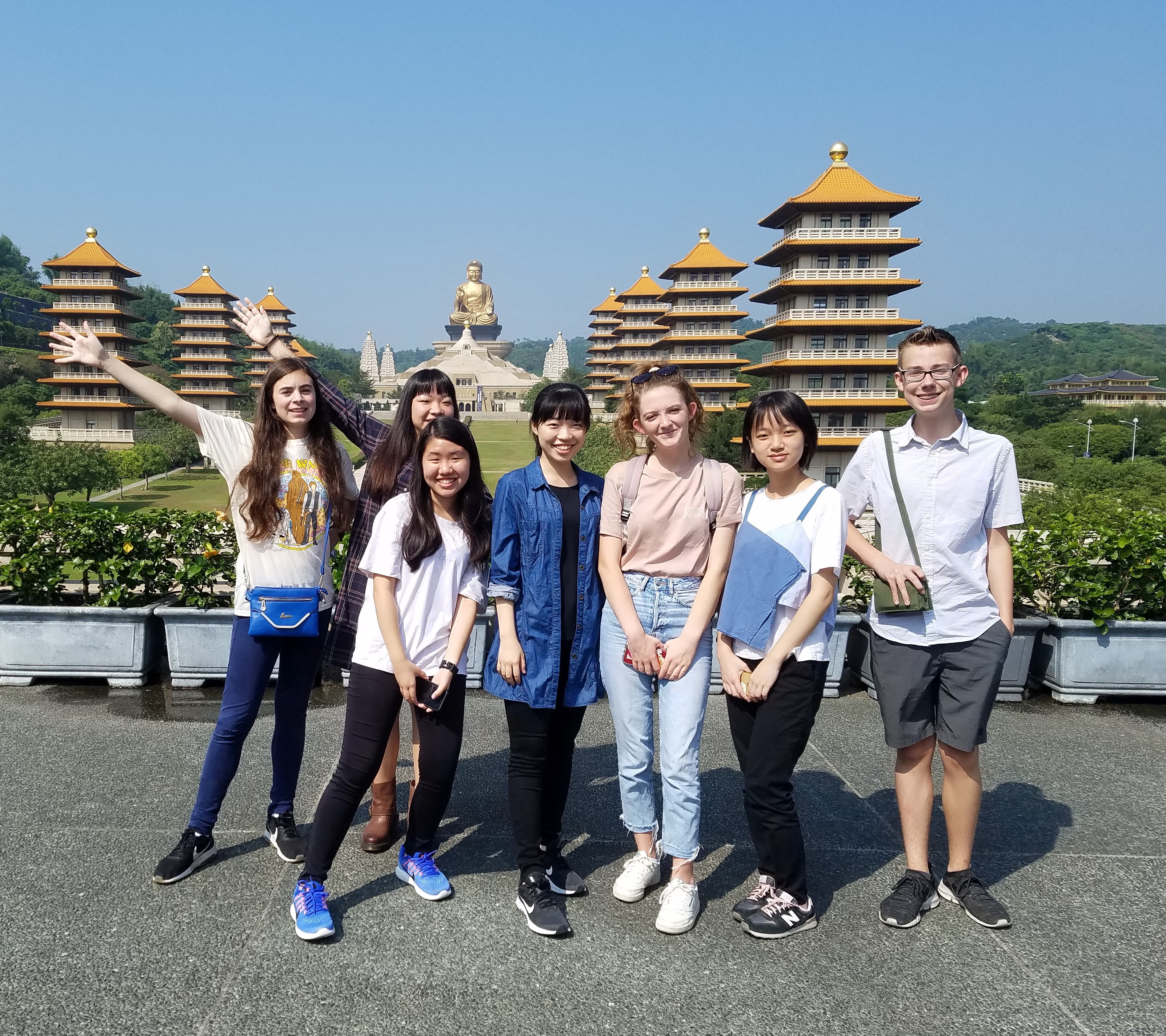 Building Bridges from Cleveland to Taiwan