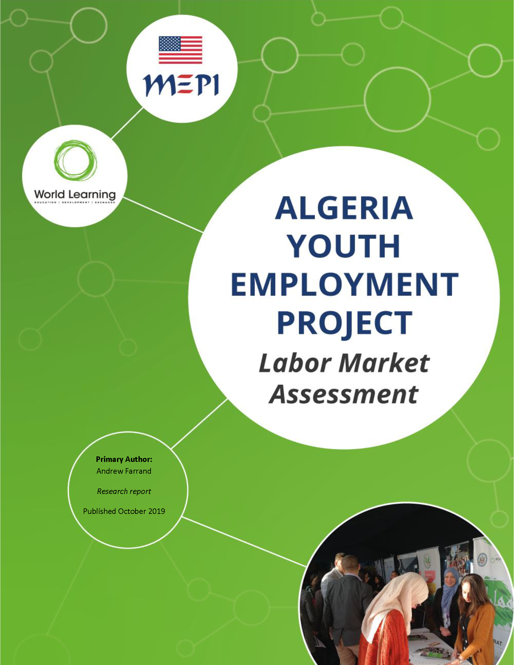 Youth Employment Project Algeria Labor Market Assessments Report