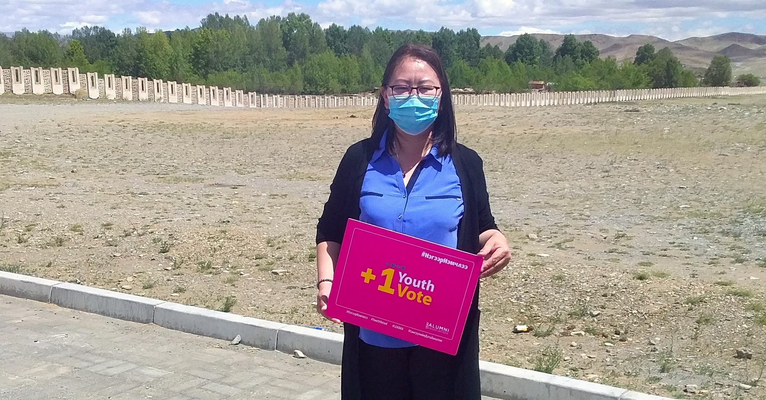 Six LEAD Mongolia Alumni Share Their Presidential Election Experiences