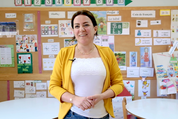 How Lebanon's Arabic Language Teachers Use Read-Aloud Sessions to Instill a Love of Reading